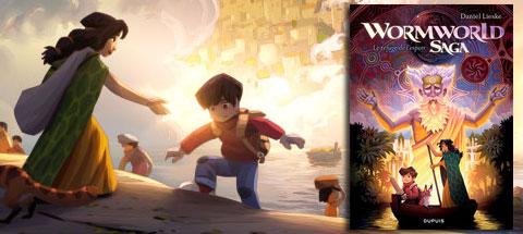 Wormworld Saga, le chapitre 6 est en ligne !