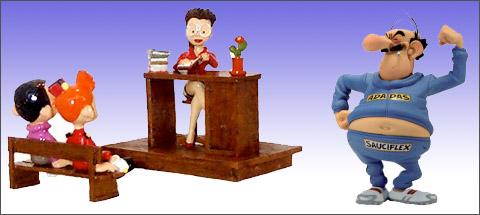 Figurines et statuettes...