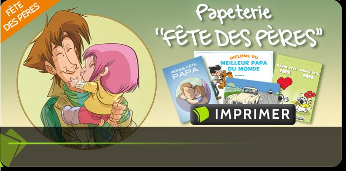 PAPETERIE FÊTE DES PÈRES
