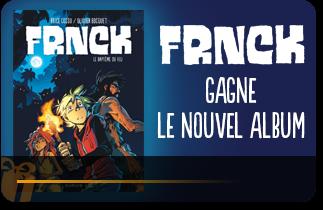 Gagne le nouvel album de FRNCK