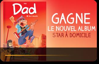 Gagne le nouvel album de DAD