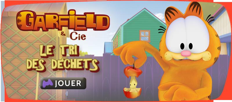 Découvre l'actualité de Garfield