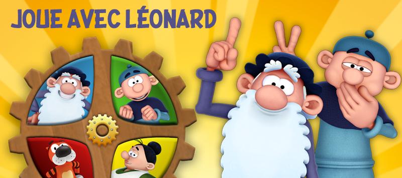 Découvre l'actualité de Léonard