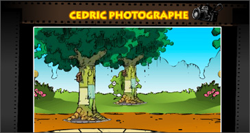 jeu Cédric Cédric photographe