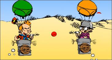 jeu Le Petit Spirou Tu vas te faire mal !