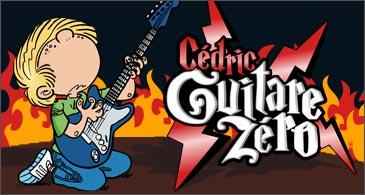 jeu Cédric Guitare Zéro