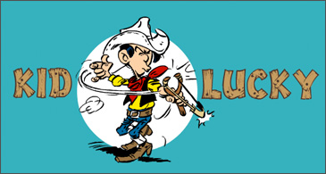 jeu Lucky Luke Kid lucky