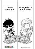 Marque-page Cédric