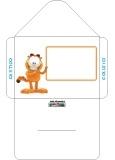 Enveloppe Garfield