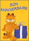 Carte Garfield