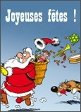 Noël Lucky Luke