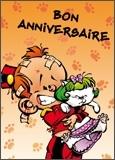 Carte Le Petit Spirou
