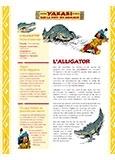 Fiche pédagogique Cahier de vacances YAKARI