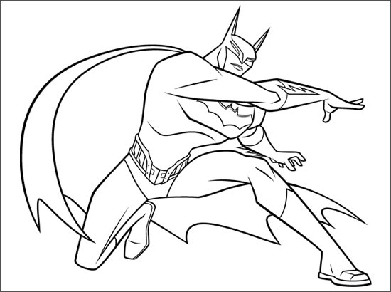 Coloriage batman - Coloriage a imprimer batman ...