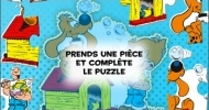 Boule & Bill : Puzzle