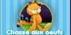 Garfield : Chasse aux oeufs