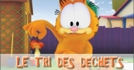 Garfield : Le tri des déchets