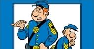 Les Tuniques Bleues : Des Bleus explosifs
