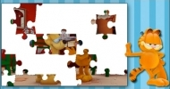 Garfield : Garfield et Odie à la pizzeria