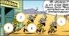 Lucky Luke : Braquages des Frères Dalton