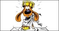 Boule & Bill : La galette des rois