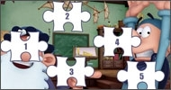 Léonard : Puzzle
