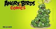 Fond ecran Angry Birds 3